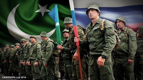 Ejercicios militares conjuntos Pakistán-Rusia: Una nueva ventana de oportunidades.