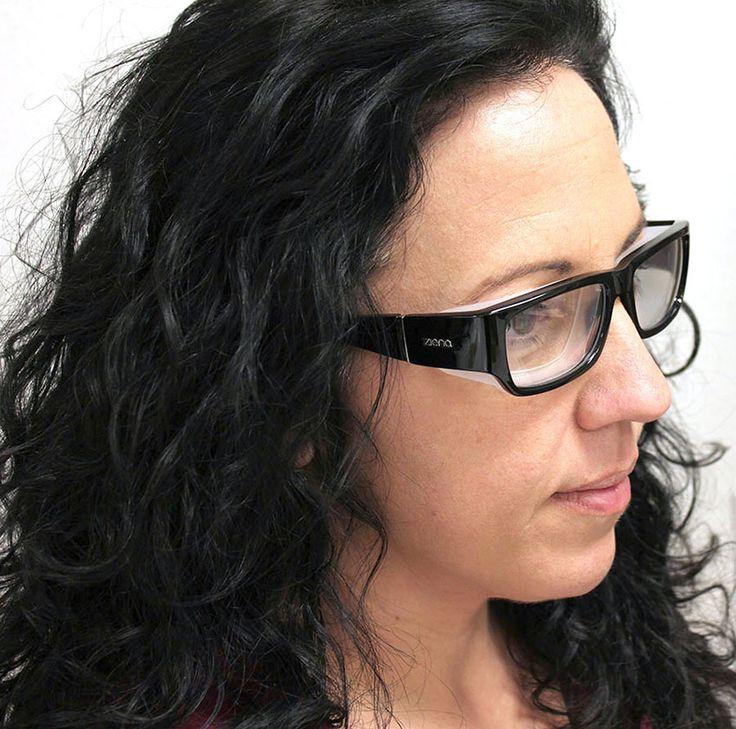 Ziena Nereus Titan - Brille und Augenschutz für trockene Augen