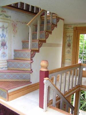 Mini Stairs Love The Wallpaper