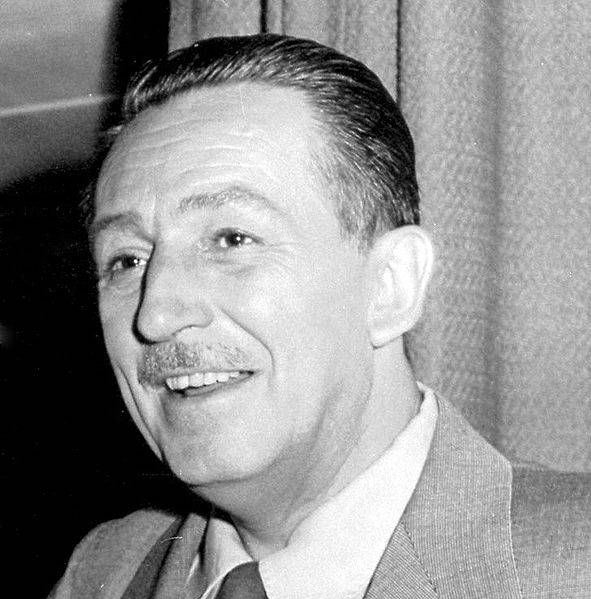 Walt Disney - Walt Disney Famous People With Lung Cancer