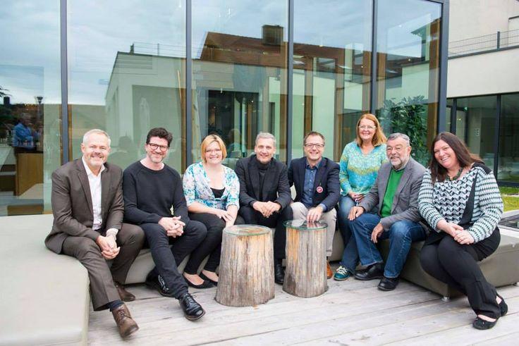 Der neue Vorstand der #biohotels