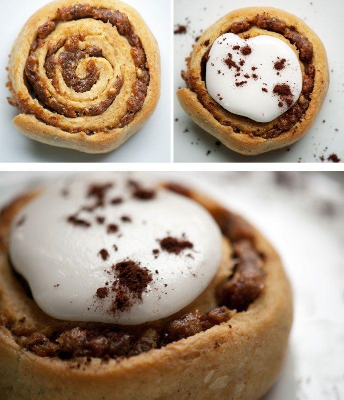 Her er en fantastisk kage som fungerer godt til weekendens morgenmad – Se opskriften på Dadelsnegle med abrikoser og mandler her