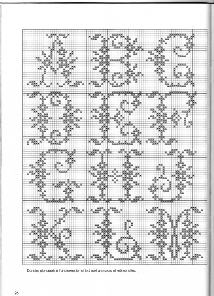 Cross Stitch *<3* ABC                                                                                                                                                                                 More