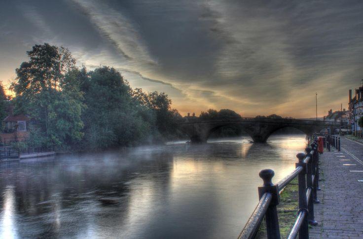 The bridge from Severnside North