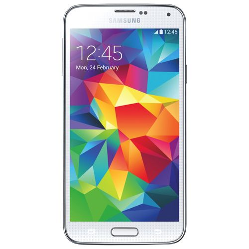 Rogers Samsung Galaxy S5 Smartphone - White - 2 Year Agreement. Of course I need a new phone for back to school! #SetMeUpBBY