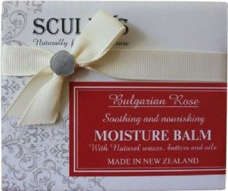 Rose Moisture Balm $17.90 NZD A solid, natural alternative to creams and lotions this rich handmade moisturising bar nourishes and softens your skin. Apply directly to your skin, it will melt on contact great for skin moisturising and massaging. Enriched with Vitamins and bio-active ingredients it greatly enhances skin tone and moisture, reducing the effects of ageing.