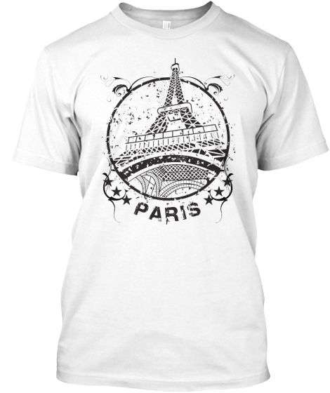 Eiffel Tower | Teespring