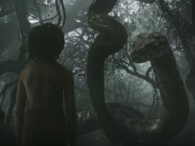 Jungle Book Hindi trailer: Priyanka Chopra ain't no...: Jungle Book Hindi trailer: Priyanka Chopra ain't no Scarlett… #ScarlettJohansson