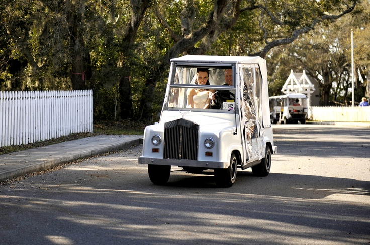 Rolls Royce Golf Cart >> Rolls royce wedding golf cart | Wedding Ideas | Pinterest | Golf carts, Rolls royce and Royce