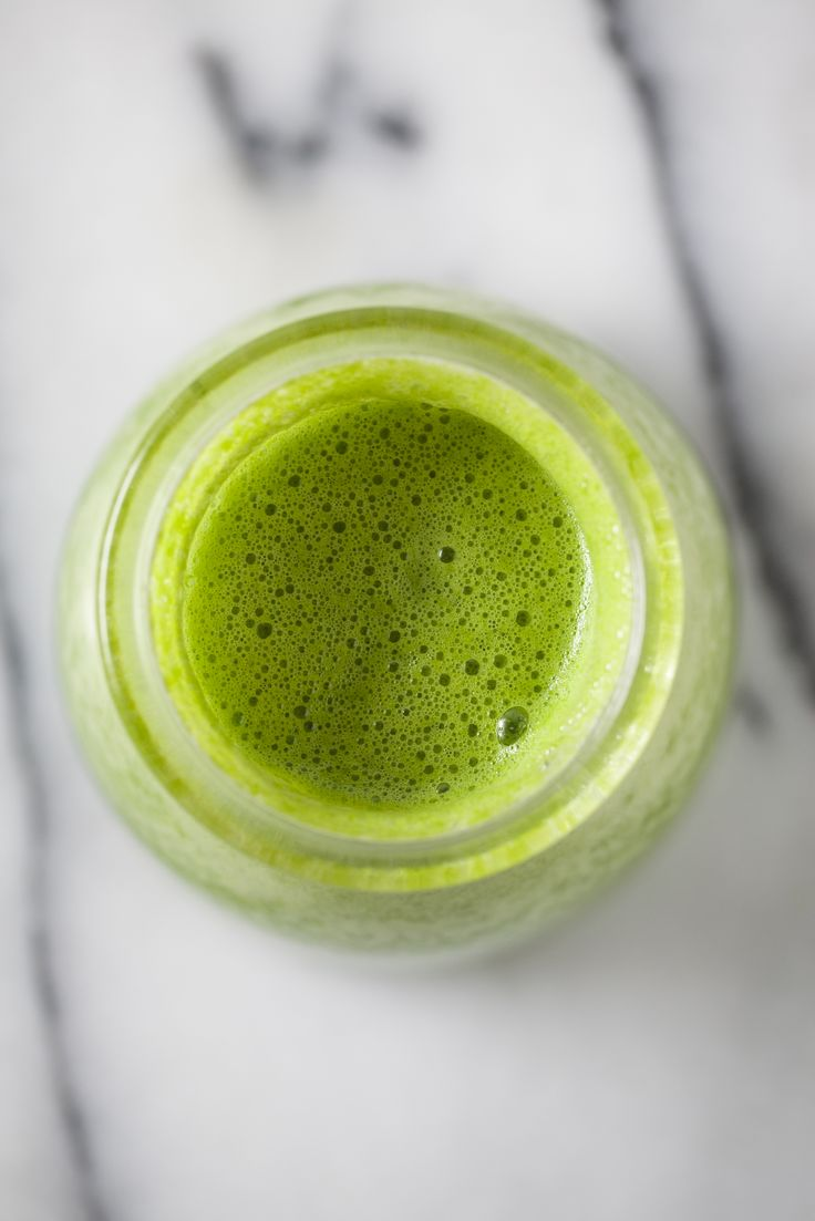 A Green Smoothie That Will Change Your Life : The Healthy Chef – Teresa Cutter