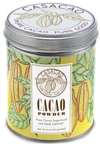 Casacao Pure Cacao Powder | Liquid Pixel Studio