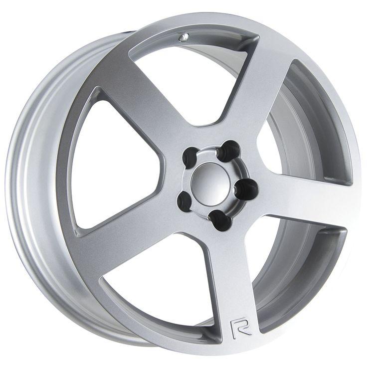 RTX Wheels - RTX OE - Type R Grandeur/Size : 16X7.5 / 17X7.5 / 18X7.5 http://www.rtxwheels.com/en/wheels/rtxwheels-type-r-silver