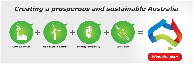 3 components of the current Australian Government's 'Clean Energy Future' program relevant to golf clubs - Carbon Pricing Mechanism, Energy Efficiency and the Carbon Farming Initiative