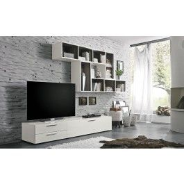 19 best mobili soggiorno images on pinterest | tv walls, miami and ... - Soggiorno Foto Mobili 2
