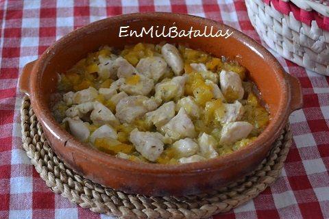 Pollo con albaricoques http://enmilbatallas.com/2014/11/07/pollo-con-albaricoques/