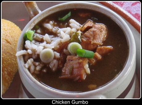 1000 images about gumbo on pinterest ontario chicken for Authentic cajun cuisine