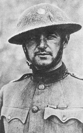 William Donovan, aka Wild Bill Donovan WWI of the Fighting 69th US Signal Corp