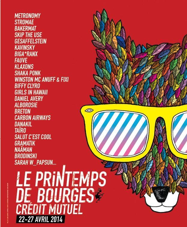 Le Printemps de Bourges / Episode 1 : interview du directeur de la communication