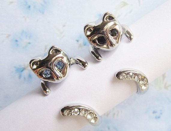 SALE  Buy 1 get 1 Free  Beautiful Cat Rings with by OnlyCats, $9.85