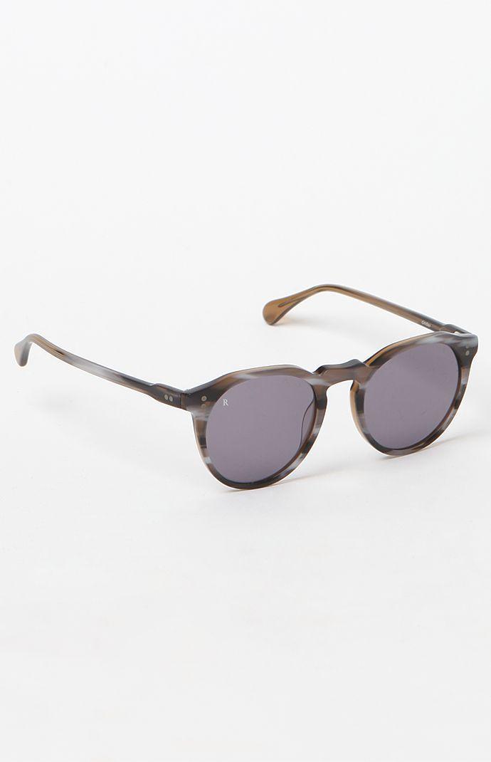Remmy 49 Smoke Sunglasses