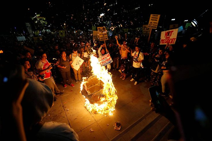 Soros funded riots-Washington CAN! is a far left group leading the protests against Donald Trump in Seattle. The far left group is ...