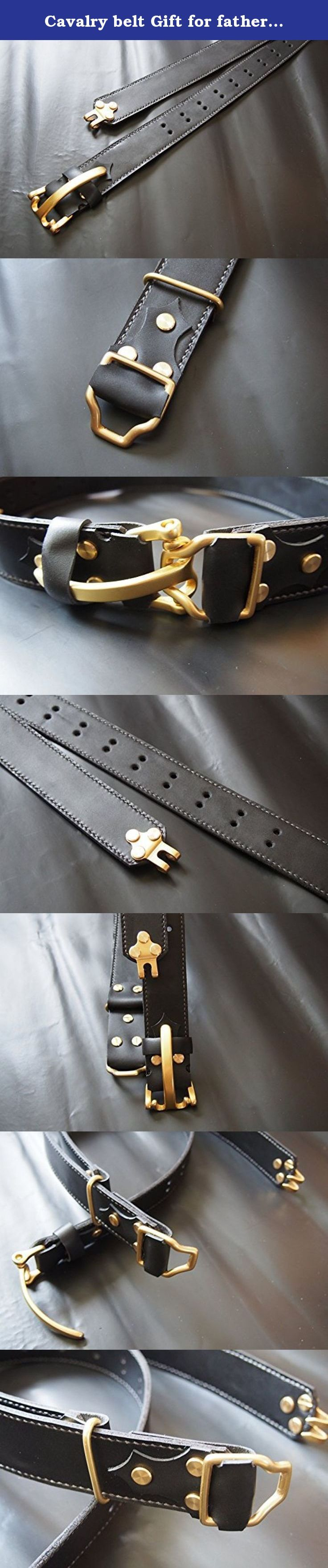 Cavalry belt Gift for father Brown Distressed Leather belt with decorative golden studs, groomsmen gift, groomsman gift, best man gift,men belt. Competitive price,excellent quality Unique handstitched leather skill 100% handmade leather items Worldwide shipping I used the traditional skill what it is lost art, so it is unique when you own it.