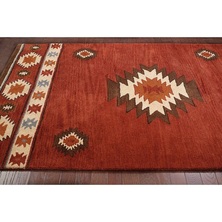You'll love the Joshua Hand-Tufted Red Wine Area Rug at Wayfair - Great Deals on all Rugs products with Free Shipping on most stuff, even the big stuff.