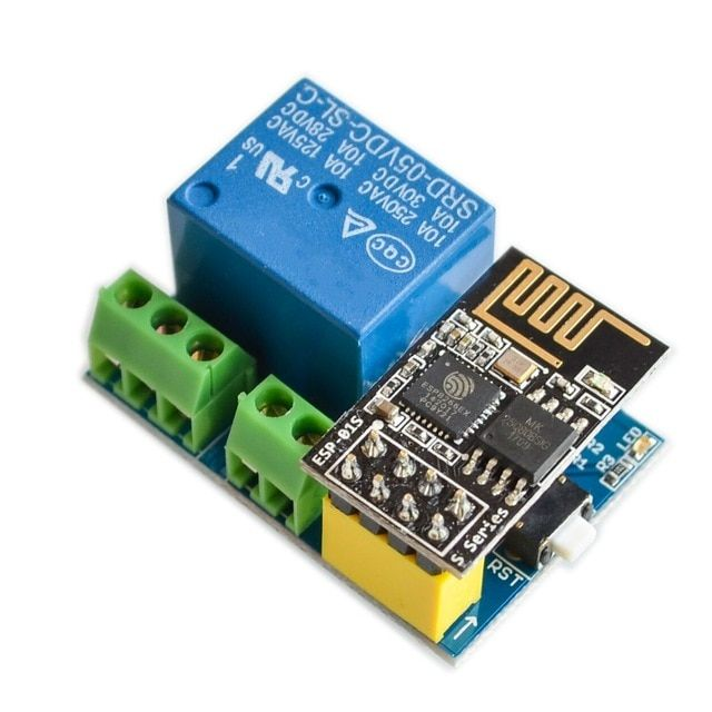 Esp8266 5v Wifi Relay Module Things Smart Home Remote Control