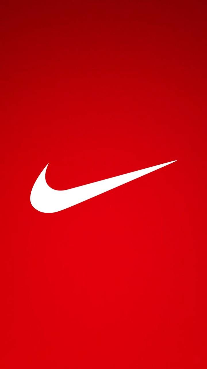 Nike Red Cool Nike Wallpapers Nike Wallpaper Nike Logo Wallpapers