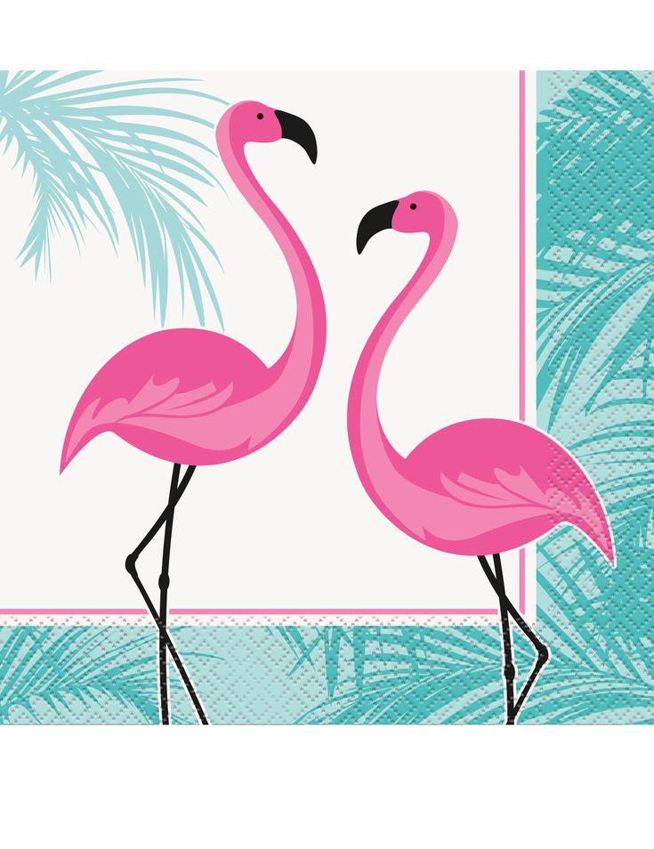 16 tovaglioli di carta fenicottero rosa su VegaooParty, negozio di articoli per feste. Scopri il maggior catalogo di addobbi e decorazioni per feste del web,  sempre al miglior prezzo!