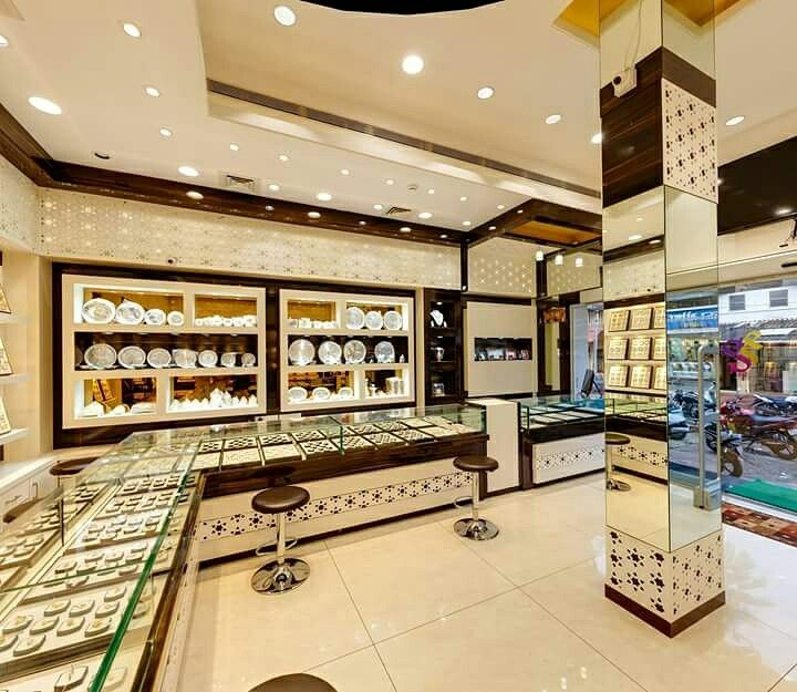 Shop Interior Design: 76 Best Jewellery Shop Interiors Done By Culturals