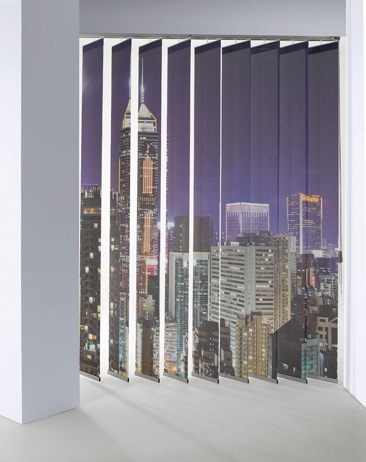 Cortinas verticales cortinadecor con impresión fotográfica digital, Personaliza tu estancia con este modelo de cortinas y calcula tu presupuesto en http://www.cortinadecor.com/productos/3015/cortinas-verticales/cortinas-verticales-fotograficas-digitales