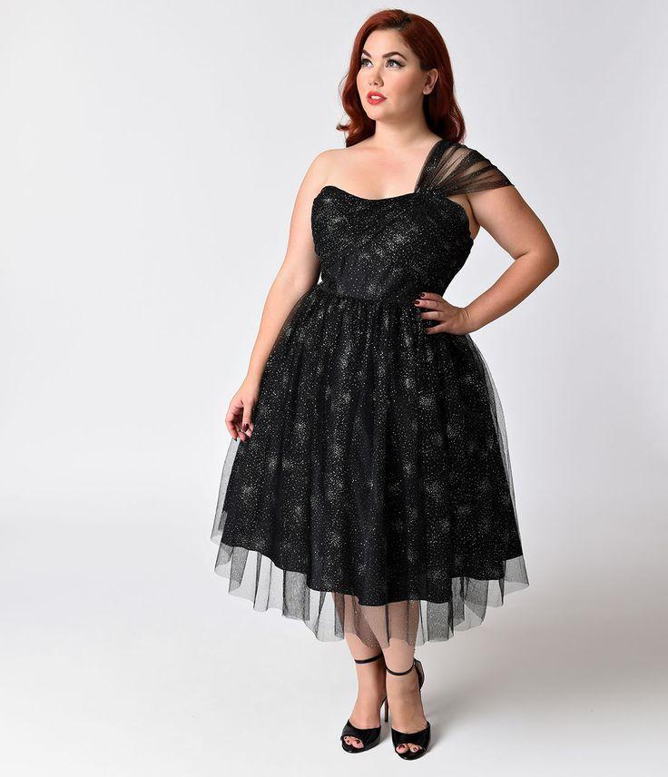 Πάνω από 25 κορυφαίες ιδέες για plus size retro dresses στο