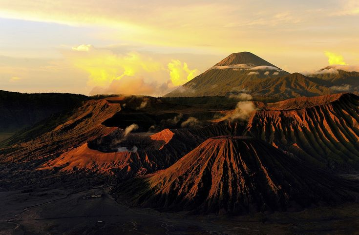 It is home to the most diverse and breathtaking landscapes. From Mount Bromo, a volcano in East Java...