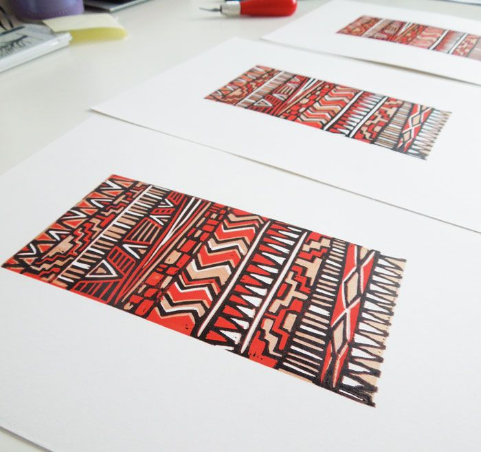 25 Best Printmaking How To Images On Pinterest
