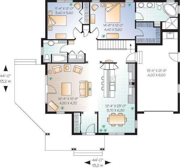 Les 27 meilleures images du tableau mes mod les de plans for Mes plans de maison
