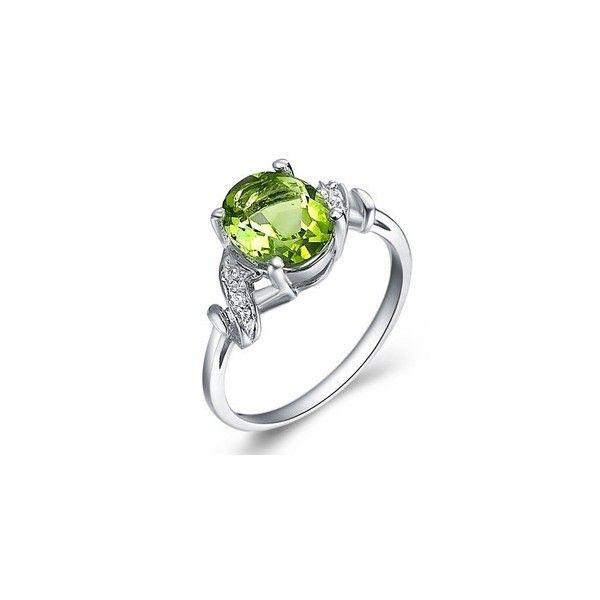 23 best peridot engagement rings images on pinterest. Black Bedroom Furniture Sets. Home Design Ideas