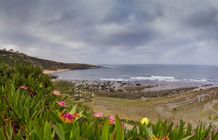 Ribeira d'Ilhas is one of the most beautiful beaches in the world for surfing