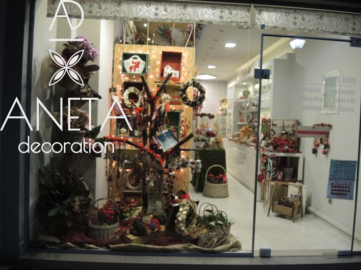 CHRISTMAS WINDOW!!!!!!!!!