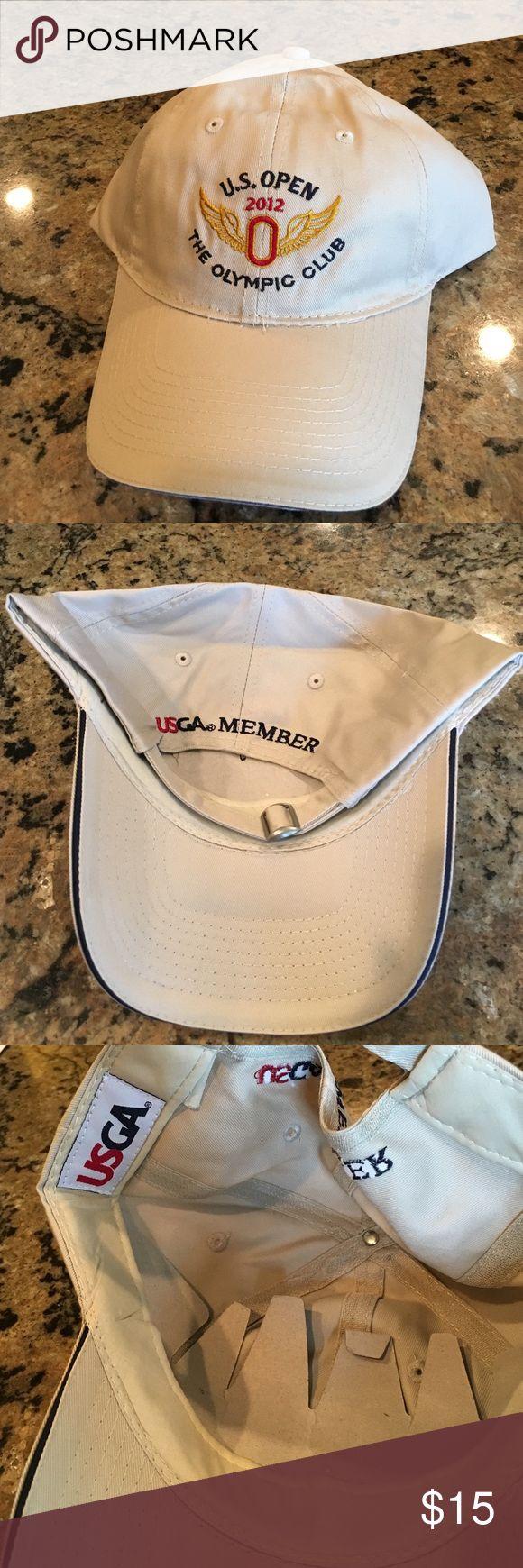New USGA Cap U.S. Open The Olympic Club New USGA Cap U.S. Open The Olympic Club Accessories Hats