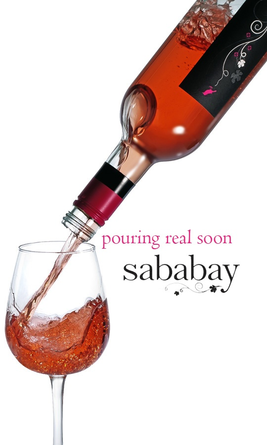 the time is coming to enjoy Sababay Wine