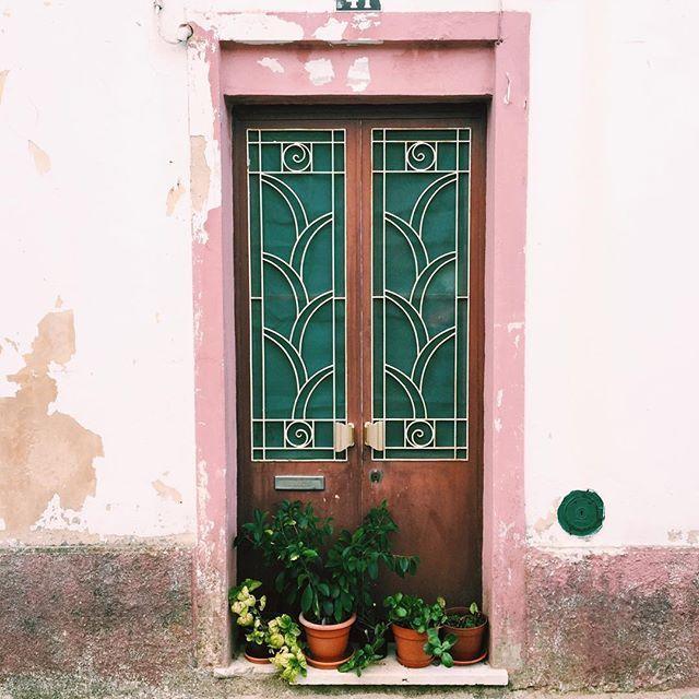 Passion jolies portes 💗 #monchique #mataporcas #algarve #visitportugal #voyageMS