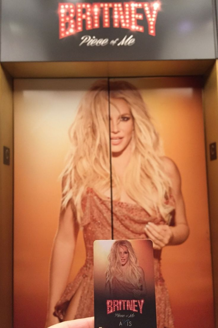 Britney Spears Piece of Me Show in Las Vegas is one of the best in the city