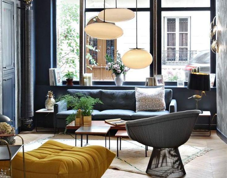 25+ Wonderful Art Deco Living Room Ideas