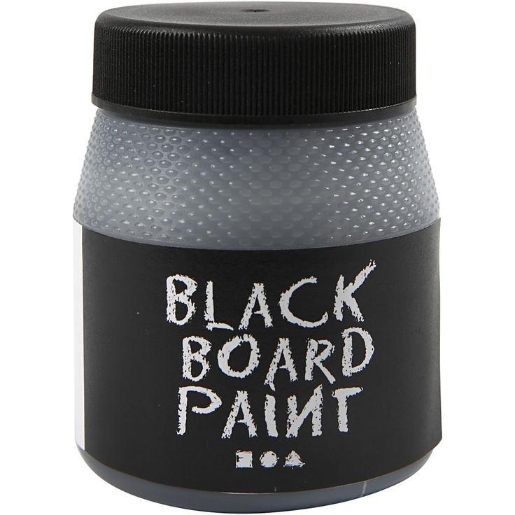 Chalkboard paint, grey, 250ml
