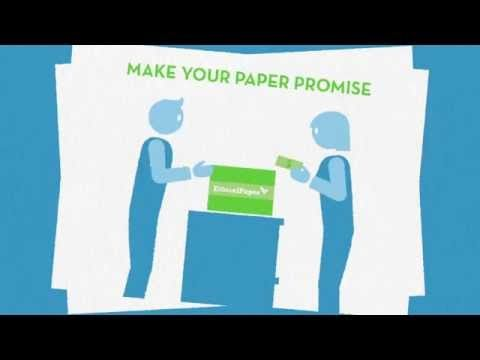 Ethical Paper: Your Paper Choice Matters - YouTube