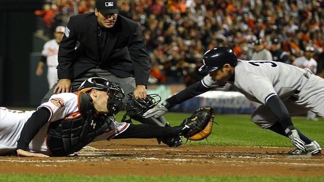 2013 Fantasy Baseball:  Top 5 American League East Catchers