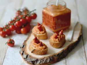 Dip ou tartinade épicée au chorizo & aux haricots blancs. • Hellocoton.fr