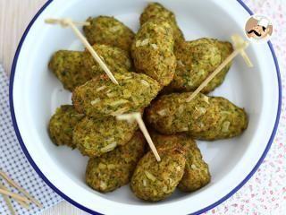 Croquetes de brócolos/brócolis, Foto 3