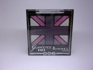 Fard Rimmel Glam Eyes HD - Purple Reign - Pret 16.9 Lei
